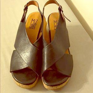 Miz Mooz leather sandals